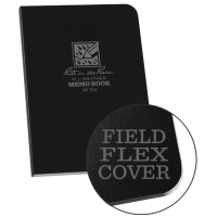Rite In The Rain 754 Field-Flex Notebook - Black