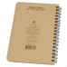 Rite In The Rain 973T Side-Spiral Notebook - Tan