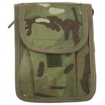 A6 Zipped Waterproof Nirex Cover Multicam