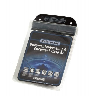 Ortlieb Waterproof Document Case A6
