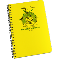 "RITR Birder's Journal - 4 5/8"" x 7"""