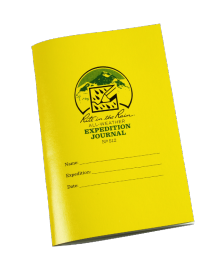 "RITR Expedition Journal - 4 5/8"" x 7"""