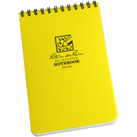 "RITR Pocket Notebook - 4"" x 6"""