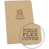 RITR All-Weather Universal 980T Waterproof Field Book - Tan